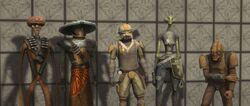 Bounty Hunter survivors