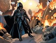 Darth Vader masacra Tuskens