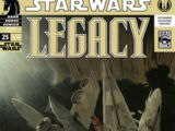 Star Wars: Legacy 25: The Hidden Temple, Part 1