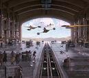 Hangar de Theed/Leyendas