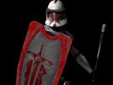 Soldado clon antidisturbios