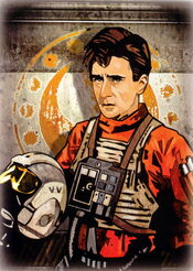 Comandante Wedge Antilles