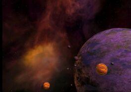 Planetordmantell