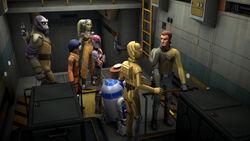 3PO R2 Espíritu