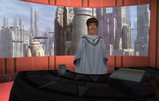 Mothma in office