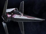 Caza estelar Alfa-3 clase Nimbus Ala-V