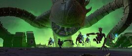 Zillo beast attacks