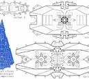 Plataforma de defensa espacial Golan