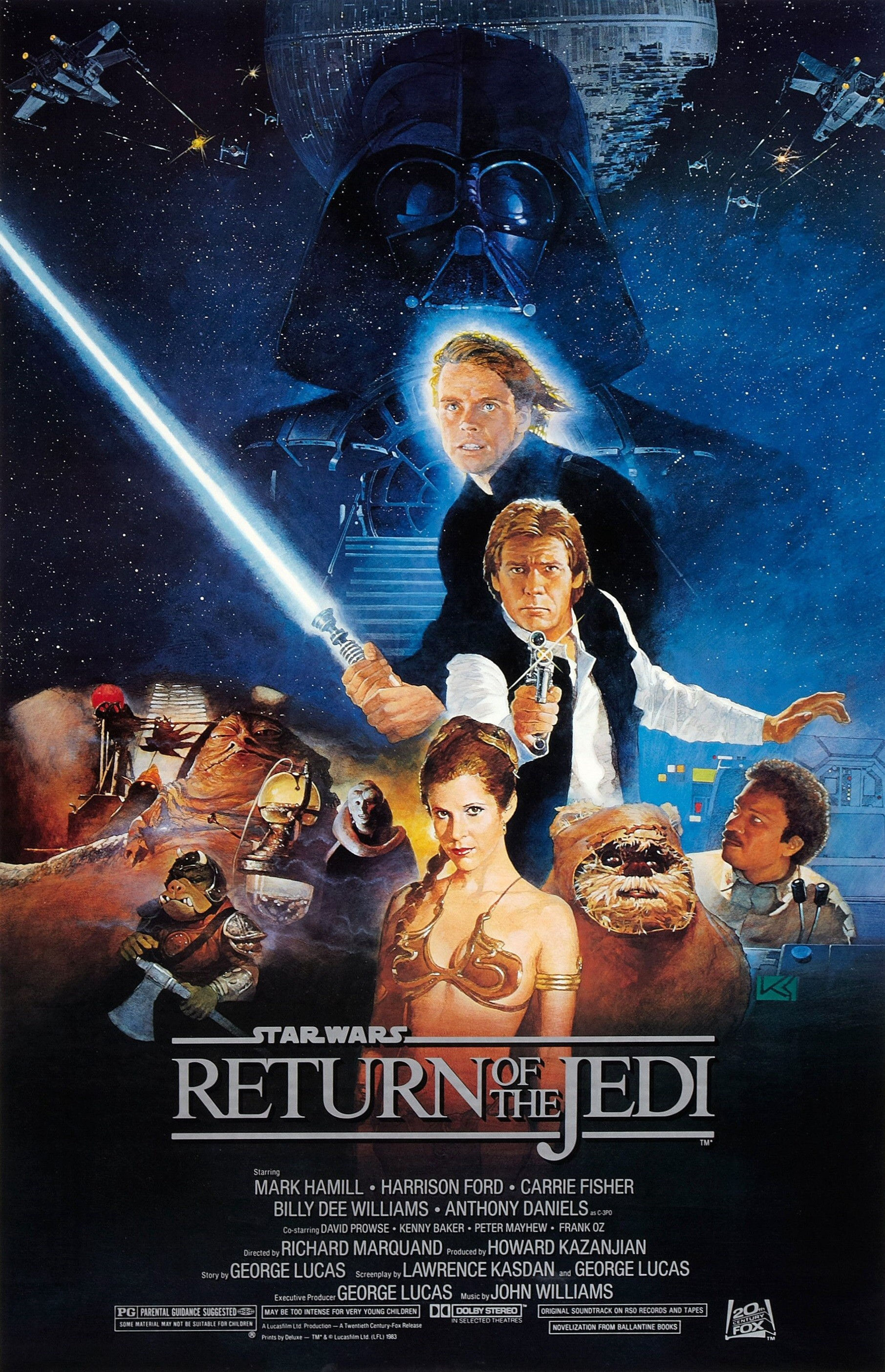 Star Wars: Episodio VI El Retorno del Jedi | Star Wars Wiki | Fandom