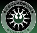 Escuadrón Pícaro/Leyendas
