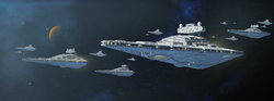 Seventh Fleet Star Destroyer SWA