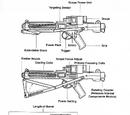 Rifle bláster E-11/Leyendas