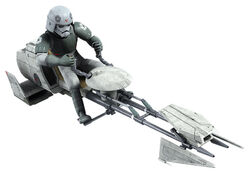 Speeder bike disney xd