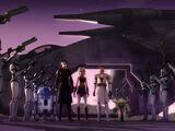 Listado de episodios de Star Wars: The Clone Wars