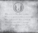 Código Jedi