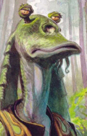 Star Wars RPG Gungan