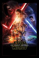The Force Awakens 1 Movie Variant