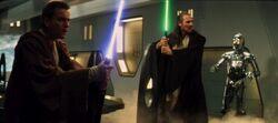 Obi-Wan Kenobi, Qui-Gon Jinn & TC-14