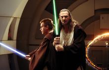 Jedi Master & Padawan
