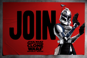 Star Wars - The Clone Wars - Republic Heroes -- Rex advertising