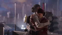 Iden and Zay reunited on Vardos
