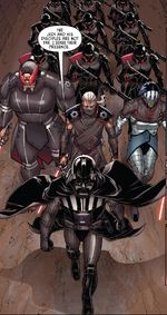 Vader Inquisitors Bel City