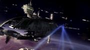 Separatist frigate ROTS