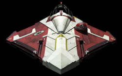 Jedi Starfighter AotC