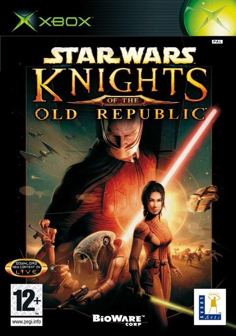 Book Cover Background Xbox : Star wars caballeros de la antigua república