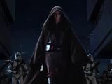 Ataque en el Templo Jedi