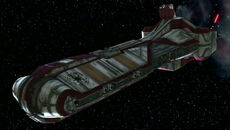 Republic medical frigate