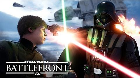 "Star Wars™ Battlefront™ Gameplay Multijugador E3 2015 ""Walker Assault"" en Hoth"