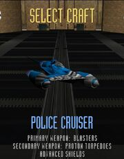 Naboo Police Cruiser