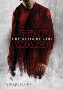 Oscar Isaac Poe Dameron Los Últimos Jedi Poster Teaser