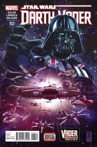 Archivo:Star Wars Darth Vader 13 Cover.jpg