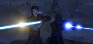 Umbara contra Skywalker