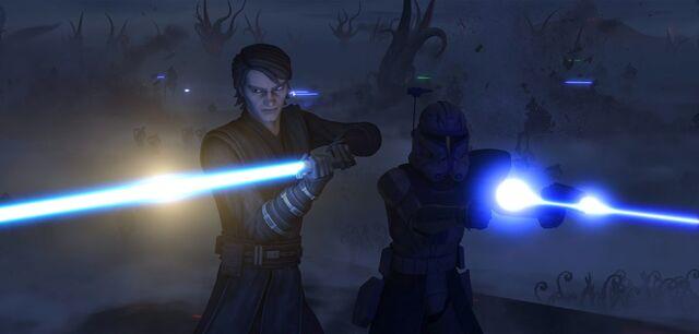 Archivo:Umbara contra Skywalker.jpg
