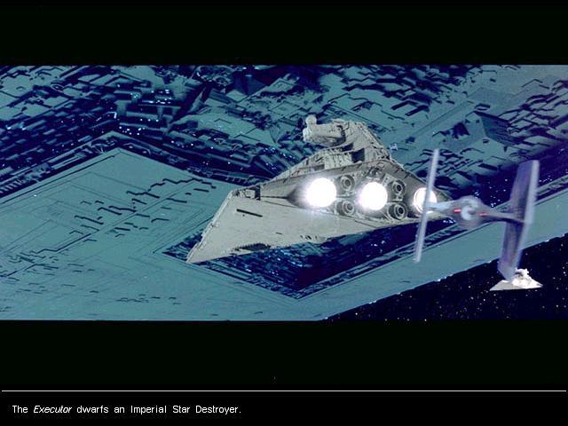 Archivo:Executor-Star Destroyer-TIE Fighter.jpg
