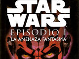 Star Wars: Episodio I La Amenaza Fantasma (novela)