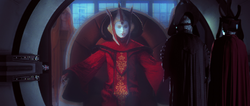 Queen Amadala herself