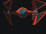 Interceptor de superioridad espacial Barón TIE/ba
