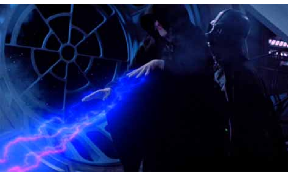 Image result for palpatine death return of the jedi