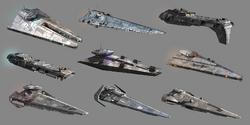 Raider corvette prelim designs
