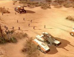 STEaW Rebel army