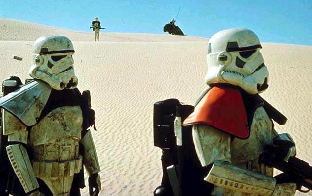 Soldado de las arenas | Star Wars Wiki | FANDOM powered by Wikia