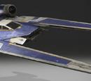 Caza estelar/nave auxiliar UT-60D Ala-U