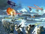 Batalla de Hoth/Leyendas