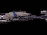 Destructor ligero clase Recusante