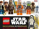 LEGO Star Wars Enciclopedia de Personajes: Actualizada y Ampliada