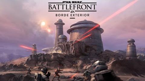 CuBaN VeRcEttI/Presentado el pack Borde Exterior de Star Wars Battlefront